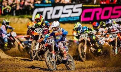Motocross-Elite schenkt sich keinen Zentimeter