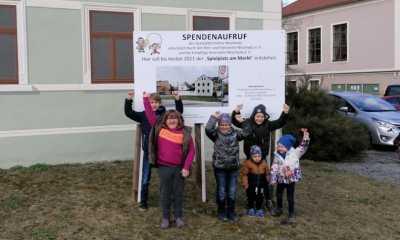 Bewohner streiten für neuen Spielplatz im Dorf