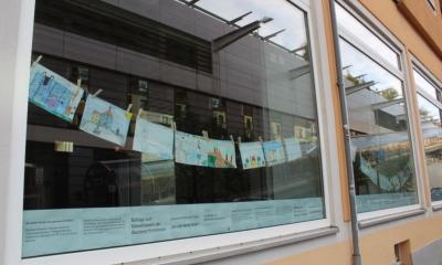 Die Galerie von Bautzens Erstklässlern