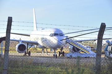 Airbus erfolgreich ausgeschlachtet