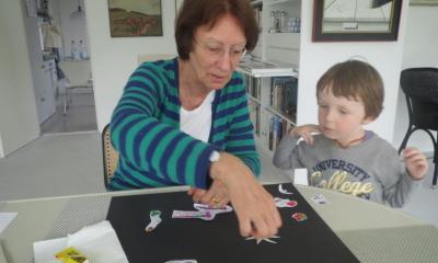Zum Muttertag: Plädoyer für Großelterntag