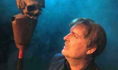 """""""Hamlet"""" in der TheaterScheune Neugersdorf"""