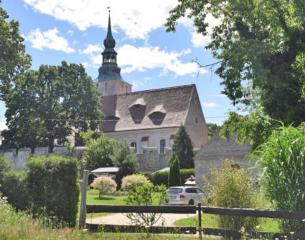 Jazzhöhepunkt in der Wehrkirche von Horka