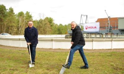 Baustart für Ertüchtigung der Kläranlage Königsbrück
