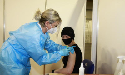 Impfzentren legen nun endlich los