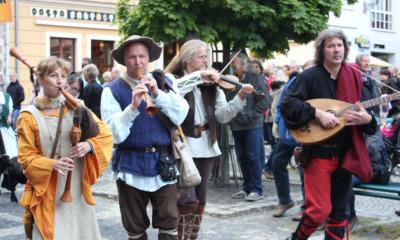Stadt Zittau sagt das Spectaculum Citaviae ab