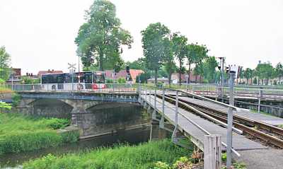 Mega Brückenbau in Zittau wirft Schatten voraus