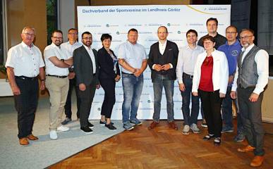 Delegierte des Kreissporttags wählen neues Präsidium