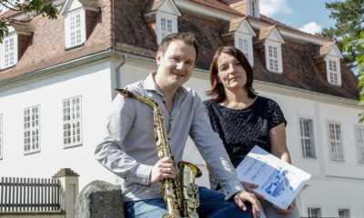 Mit Orgel und Saxophon im Gotteshaus