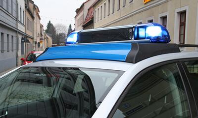 Polizeimeldung: Zeugen gesucht