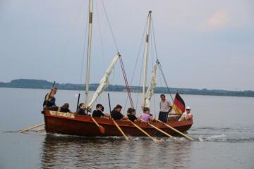 Regattapremiere für Görlitzer Legenden