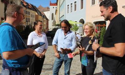 In der Altstadt wird nun kostenlos gefunkt