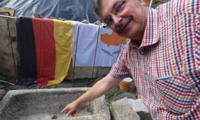 Ein Tochni-Brunnen für Oberlichtenau