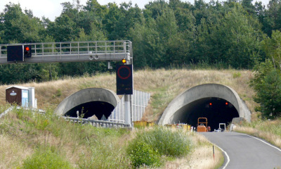 Tunneltechnik wird am Mittwoch getestet