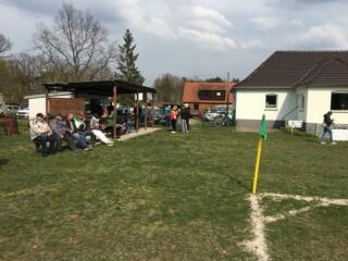 Wieso schon seit 100 Jahren in Uhsmannsdorf gekickt wird