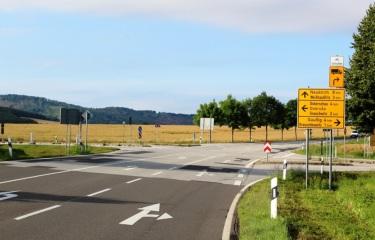 Ruf nach Kreisverkehr an S 119 wird lauter