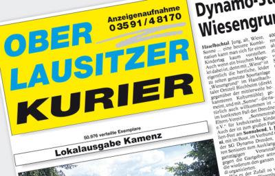 Lokalausgabe Kamenz